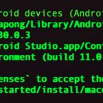 ปัญหา Flutter doctor แล้วขึ้น Android license status unknown.